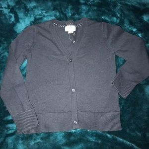 Blue old navy sweater - size 6/7